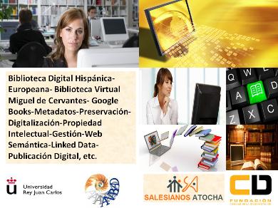 Cursos de Biblioteca digital y Publicación digital