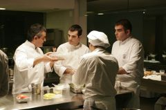 Chefs y Cocineros de alto prestigio