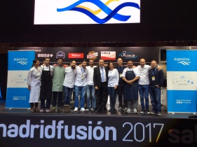 Madrid Fusión 2017 País Argentina