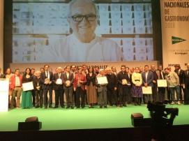 Real Academia de Gastronomía 2019