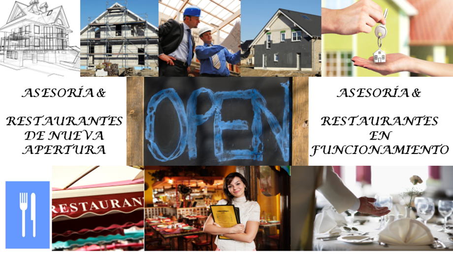 Asesoría Consultoria  de restaurantes