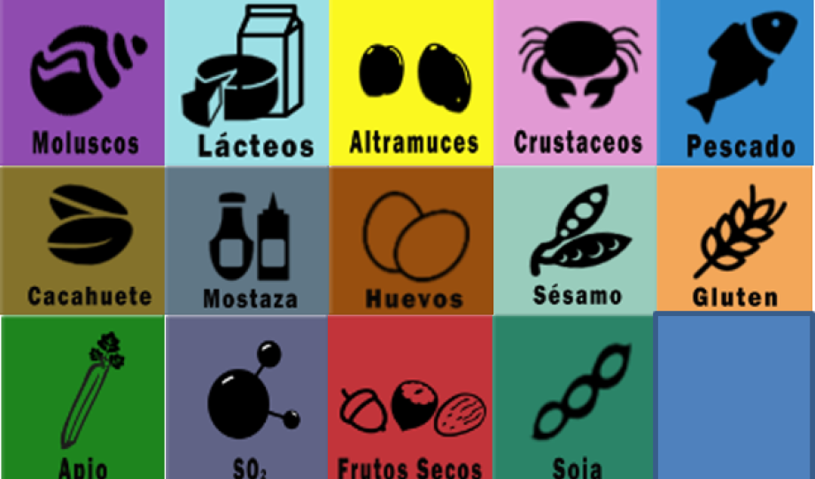 Curso de alérgenos y manipulador de alimentos