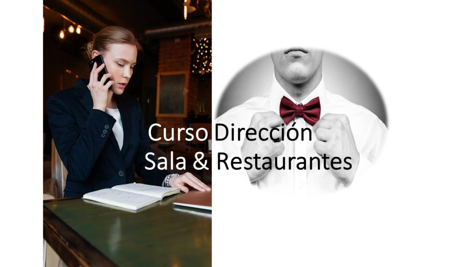 Curso Dirección Sala en restaurantes y hoteles