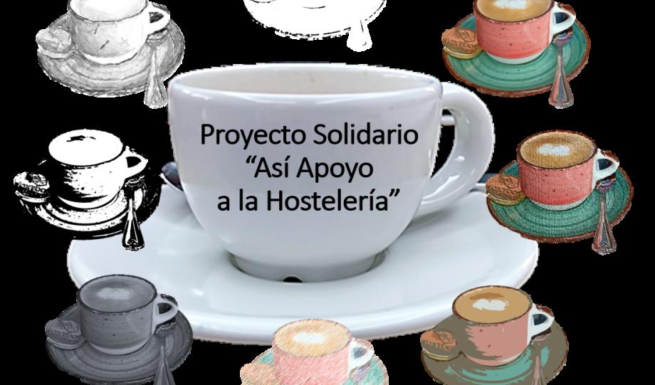 Proyecto Solidario Así apoyo a la hostelería