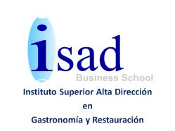 Instituto Alta Gastonomía & Restauración